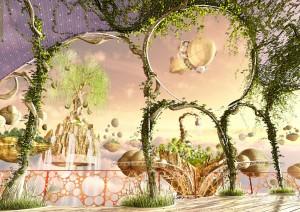 Preservation TDT3D 20110 contest 3d rendering